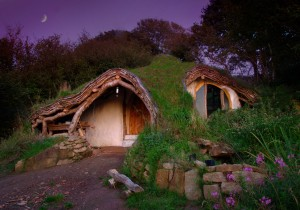Simon Dale's Hobbit House (a beautiful wofati?)